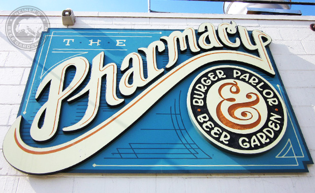 Nashville the pharmacy burger parlor and beer garden neiner 39 s beer garden diary for The pharmacy burger parlor beer garden