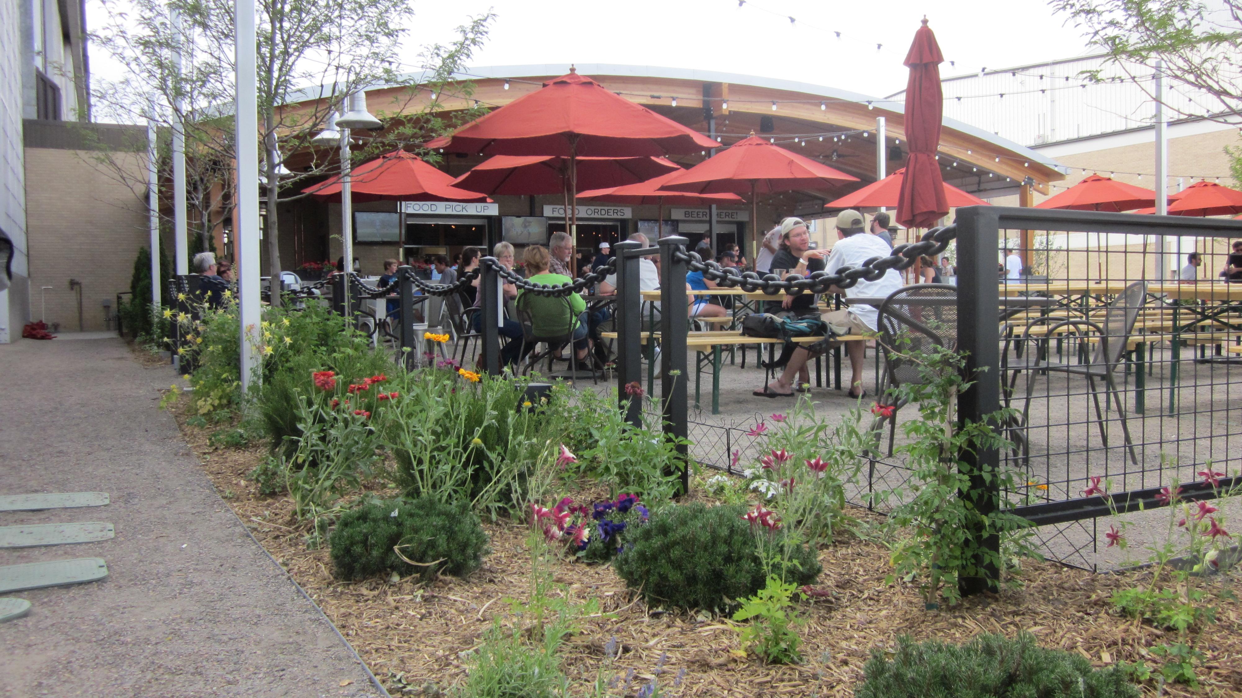 Denver Lowry Beer Garden Neiner 39 S Beer Garden Diary
